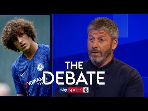 Why does David Luiz want to leave Chelsea? | Andy Townsend & Mark Warburton | The Debate