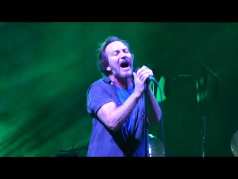 Pearl Jam - Army Reserve - Fenway Park (September 2, 2018)
