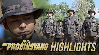 Cardo and Vendetta undergo an extensive military training | FPJ's Ang Probinsyano (With Eng Subs)