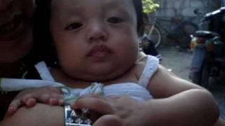 chloe bonding with mama mercy en papa remz