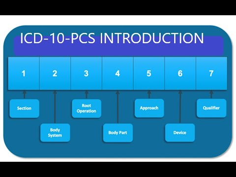 ICD-10-PCS Introduction and Characters 1 and 2