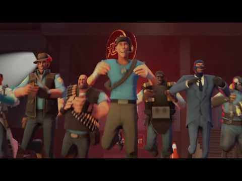 Tf2 Mannrobics Spy
