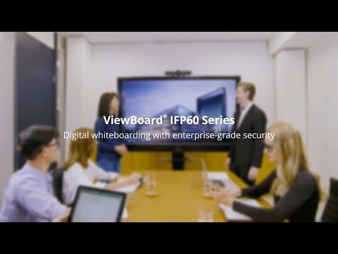ViewSonic ViewBoard IFP6560
