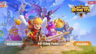 Cận cảnh game mobile Liên Minh Bóng Tối trong ngày đầu ra mắt game thủ Việt