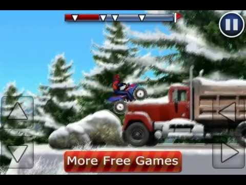 Video of ATV Extreme Winter Free
