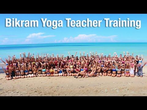 Bikram Yoga Teacher Training Fall 2015 - YouTube