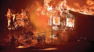 The HORRIBLE TRUTH About The Northern California Fires | Kholo.pk