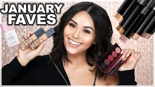JANUARY BEAUTY FAVORITES 2018 | Roxette Arisa