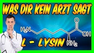 Wieso L-Lysin die mächtigste Aminosäure scheint | Herzgesundheit