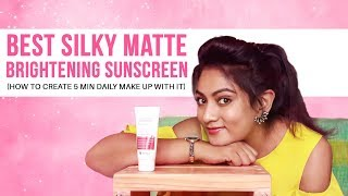 BEST SUNSCREEN FOR EVERYDAY USE || SOLASAFE || SPF50+ || How to Apply || Ashtrixx