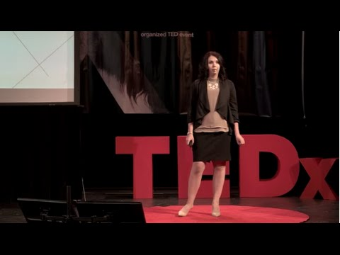 Domestic Violence: I choose to be her voice …Haylee Reay  by TEDxCheyenne