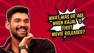 Kajal Aggarwal & Bellamkonda Srinivas Exclusive Funny Hangout || Kavacham || Shreyas Media