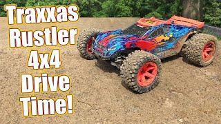 Suspension Overhaul! Traxxas Rustler 4x4 VXL Full Upgrade
