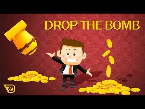 DROP THE BOMB - ПЛАТФОРМА ДЛЯ БАУНТИ