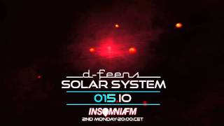d-feens - Solar System.015.Io on INSOMNIAFM / progressive house , electronic  music