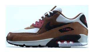 buy online d4c8c a6efb Nike Air Max  90 Escape QS Light Bone Ale Brown-Bronze-Black