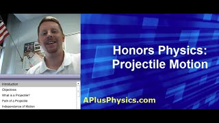 AP Physics - Projectile Motion