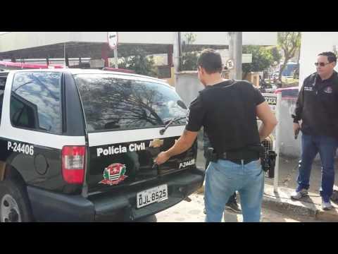 Prisão de acusado de matar advogado em São Roque