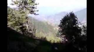 preview picture of video 'Beautiful Mountains of Pakistan - Thandiani'