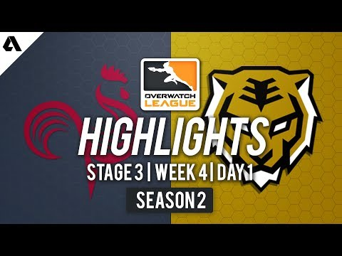 Paris Eternal vs. Seoul Dynasty | Overwatch League S2 Highlights - Stage 3 Week 4 Day 1