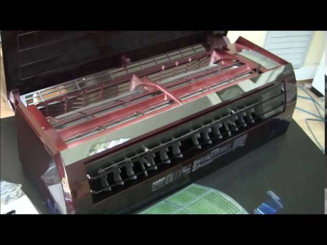 Видеообзор кондиционера Mitsubishi серии Diamond