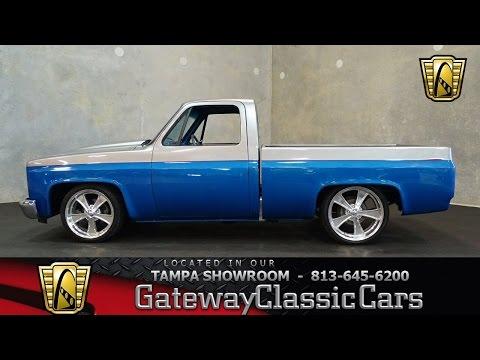 1984 Chevrolet C10 for Sale - CC-1019911