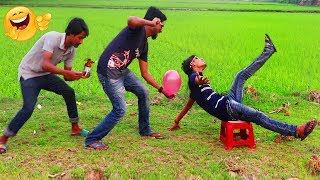 Must Watch New Funny😂 😂Comedy Videos 2019 - Episode 24 || Binodon Bajar
