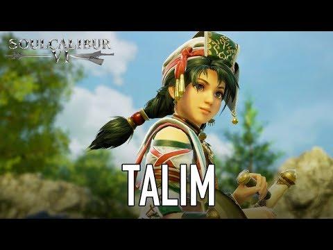 Trailer Talim de SoulCalibur VI