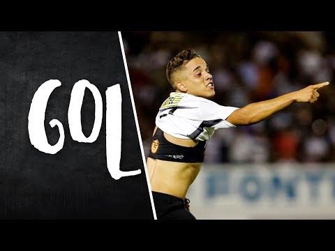 Confira o gol corinthiano que evitou a derrota contra a Ferroviária na Copinha