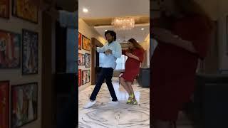 Nihaar Pandya Neeti Mohan fun dance on his birthday