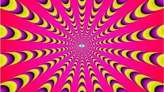 Самый простой трюк вызвать галлюцинацию! ПОПРОБУЙ - 2% ЛЮДЕЙ теряют сознание, когда смотрят на ЭТО