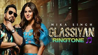 Glassiyan Ringtone Download Mika Singh Glassiyan Mika Singh Glassiyan Mp3