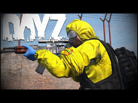 THE BATTLE TO ESTABLISH A BASE! - DayZ Wasteland - Episode 1