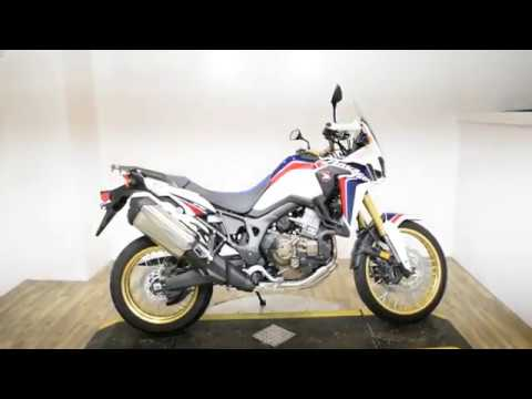 2017 Honda Africa Twin DCT in Wauconda, Illinois - Video 1