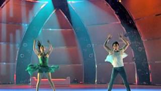 SYTYCD 2013 Top 14 Duet - Hot N' Cold Acapella [Choreographer Michael Schwandt]