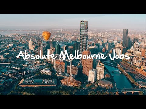 Absolute Melbourne Jobs Video