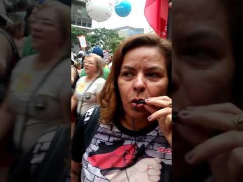 Paula Leite deu o recado #retira621ja #naotemarrego