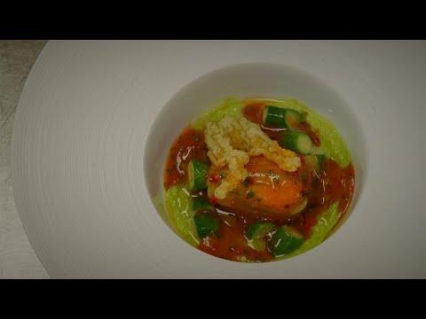 Συνταγή από την Ιαπωνία: Κολοκυθοανθοί γεμιστοί με Καμαμπόκο …