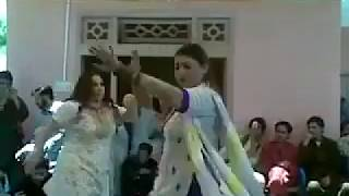 Peshawar pathan girls mast dance in wedding on pashto song