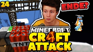 DAS ENDE VON CRAFT ATTACK | Minecraft Craft Attack 4 #24 | Dner