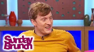 James Acaster on Music from 2016 & His New Book, Perfect Sound Whatever | Sunday Brunch
