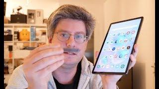 Samsung Galaxy Tab S6 Test Fazit