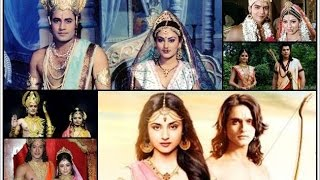 6 Couples portraying Lord Rama & Sita of Indian Television Shows