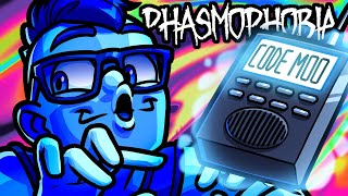 Phasmophobia Funny Moments - Eating Chips During a Hunting?!