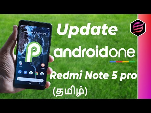 Android One Mi A2 Pie ROM for Redmi Note 5 pro - смотреть онлайн на