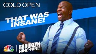 Cold Open: Terry's Crazy Escape - Brooklyn Nine-Nine