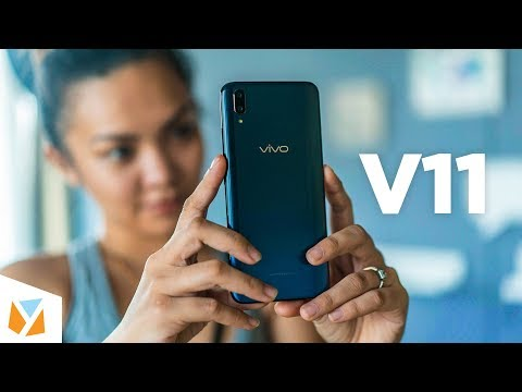 Vivo V11 Unboxing, Hands-on