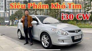 Đã Bán HUyndai i30CW Nhập Nội Địa Hàn Quốc   Đẹp số 1 Việt Nam   Lh Bình