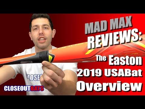 Closeoutbats.com 2019 Easton USA Bat Review