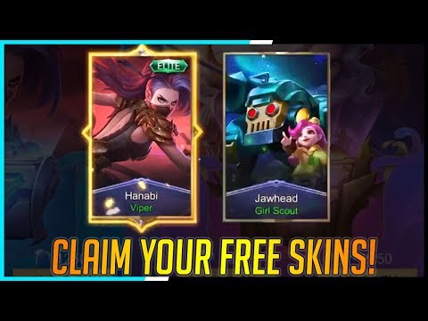 Summer Gala Free Skin Event is Here! Claim your Free Elite/Special Skin   Mobile Legends - Events
